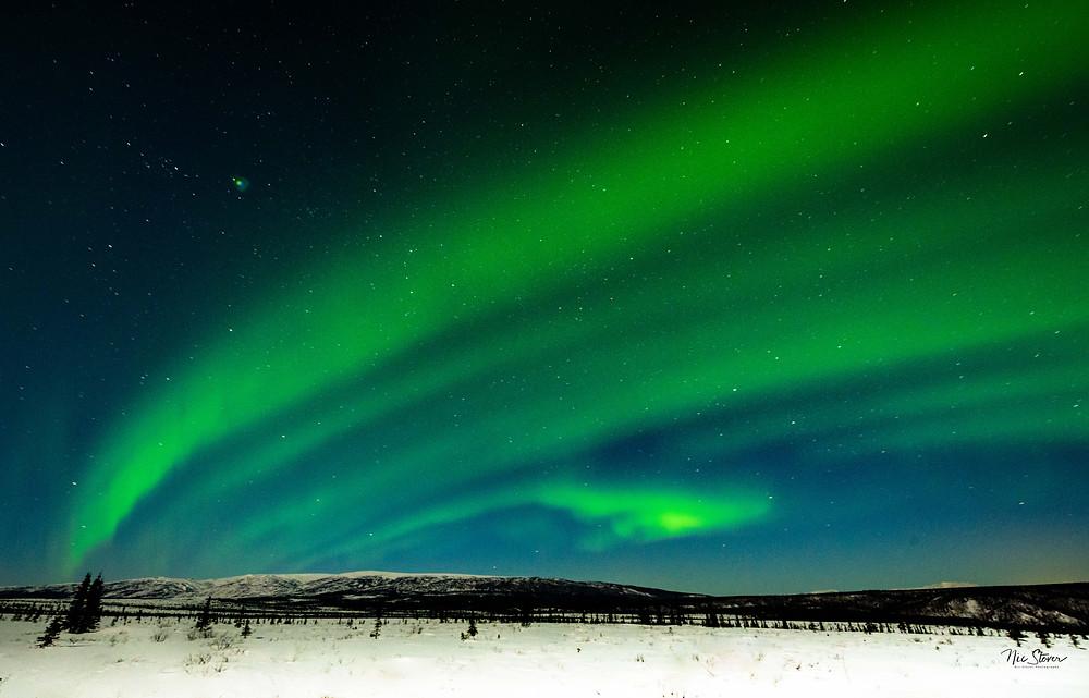 Aurora Borealis, Alaska - www.stoverphoto.com
