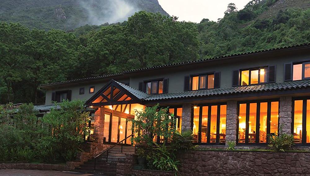 Belmond Sanctuary Lodge, Peru - photo credit Belmond Sanctuary Lodge