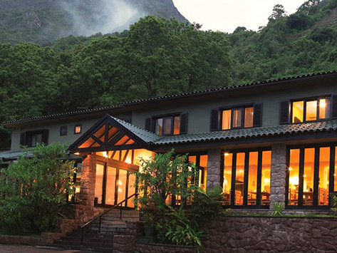 The Belmond Sanctuary Lodge, is it worth it?