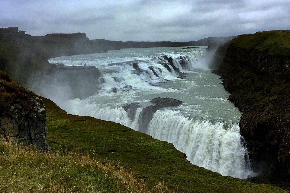 Gulfoss, Iceland   photo credit:Jen Stover