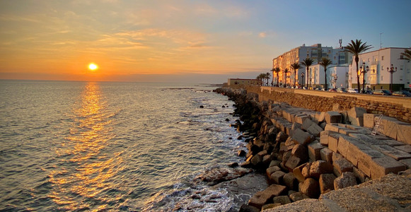 Cadiz, Spain - See full Southern Spain road trip itinerary at Paradox Travels