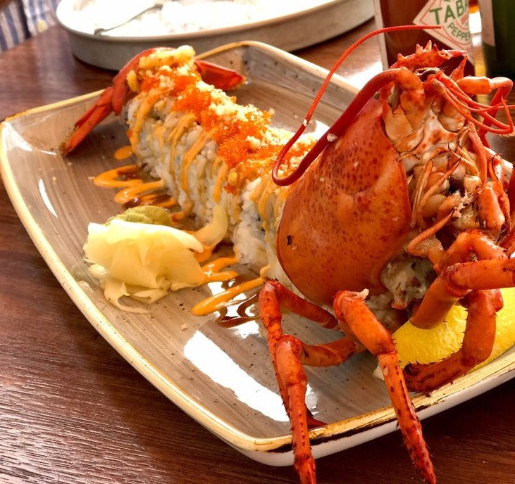 Legal Harborside - get your lobster on!