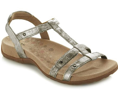 Taos Trophy sandal - photo credit: Taos