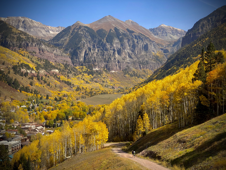 The Ultimate Fall Colors road trip through Colorado