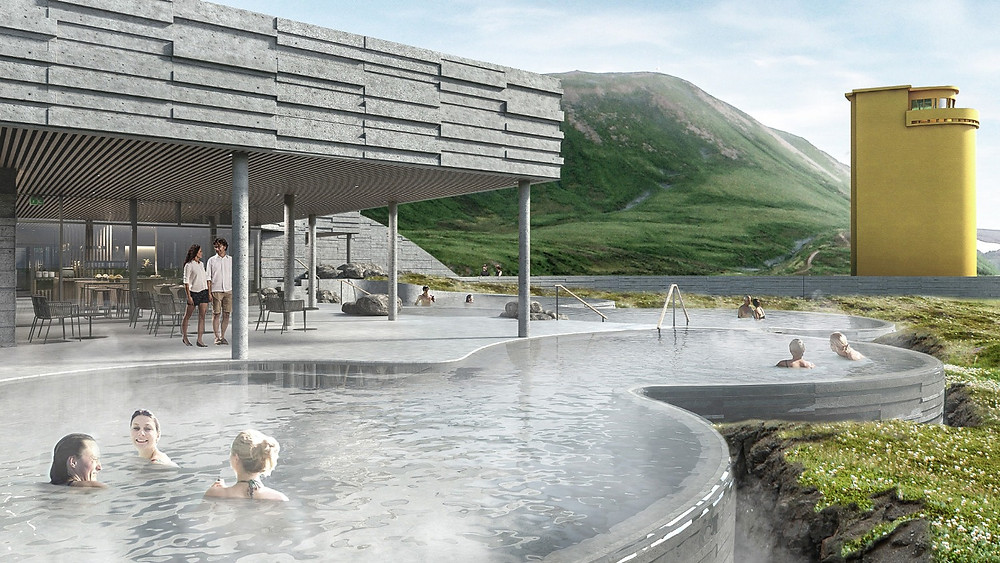 Future Geo Sea Baths - Husavik, Iceland