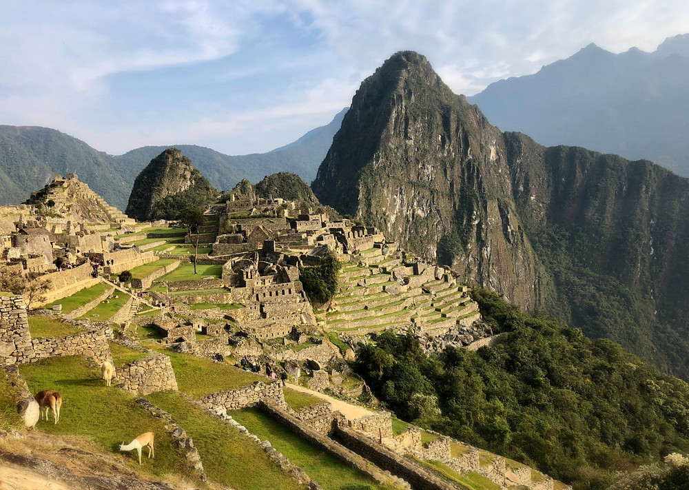 Machu Picchu, Peru - photo credit: www.paradoxtravels.com