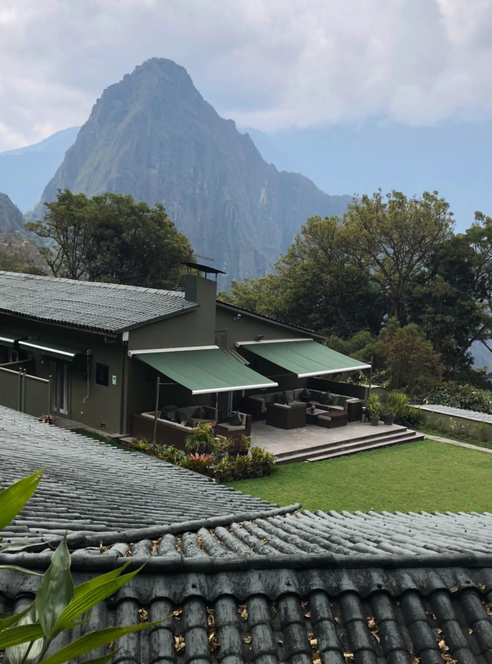 Belmond Sanctuary Lodge, Peru (the closest hotel to Machu Picchu) - photo credit: www.paradoxtravels.com