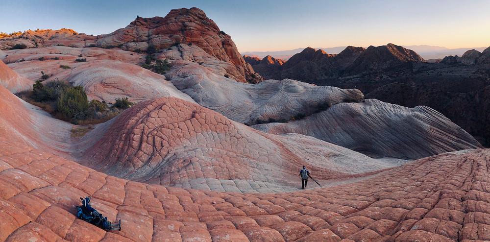 Yant Flat, Utah - see complete road trip itinerary at Paradox Travel   Photo: Jen Stover