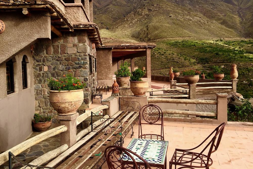 Luxury travel at Tigmi Tachddirt, Imlil
