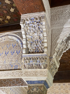 Alhambra, Granada, Spain - See our complete Southern Spain road trip itinerary at Paradox Travels