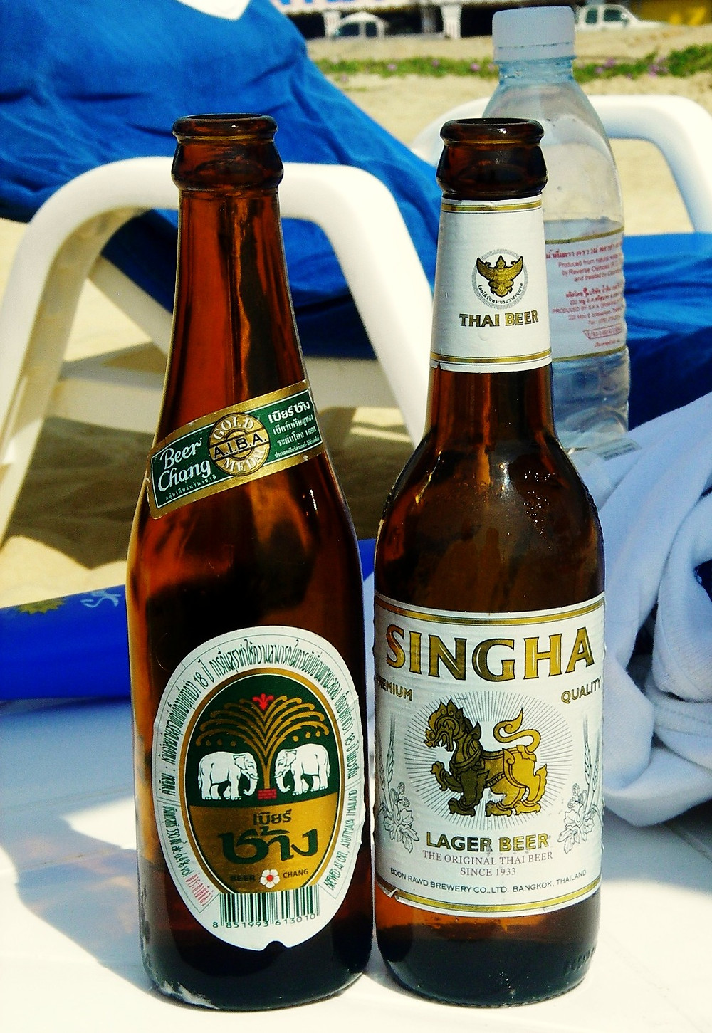 Our favorite local beers on Phuket