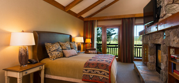 Sunriver Resort - photo courtesy of Sunriver Lodge