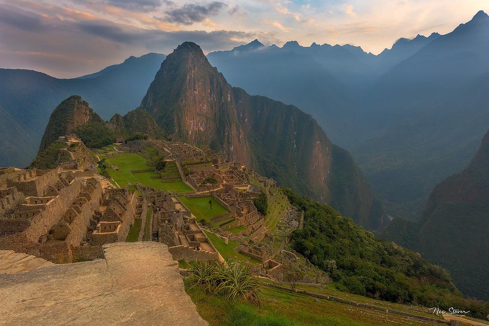 Machu Picchu, Peru - photo credit: www.stoverphoto.com