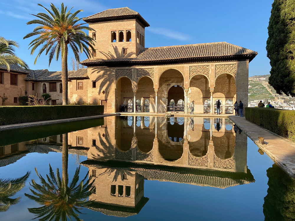 Alhambra - Granada, Spain - See our complete Southern Spain road trip itinerary at Paradox Travels