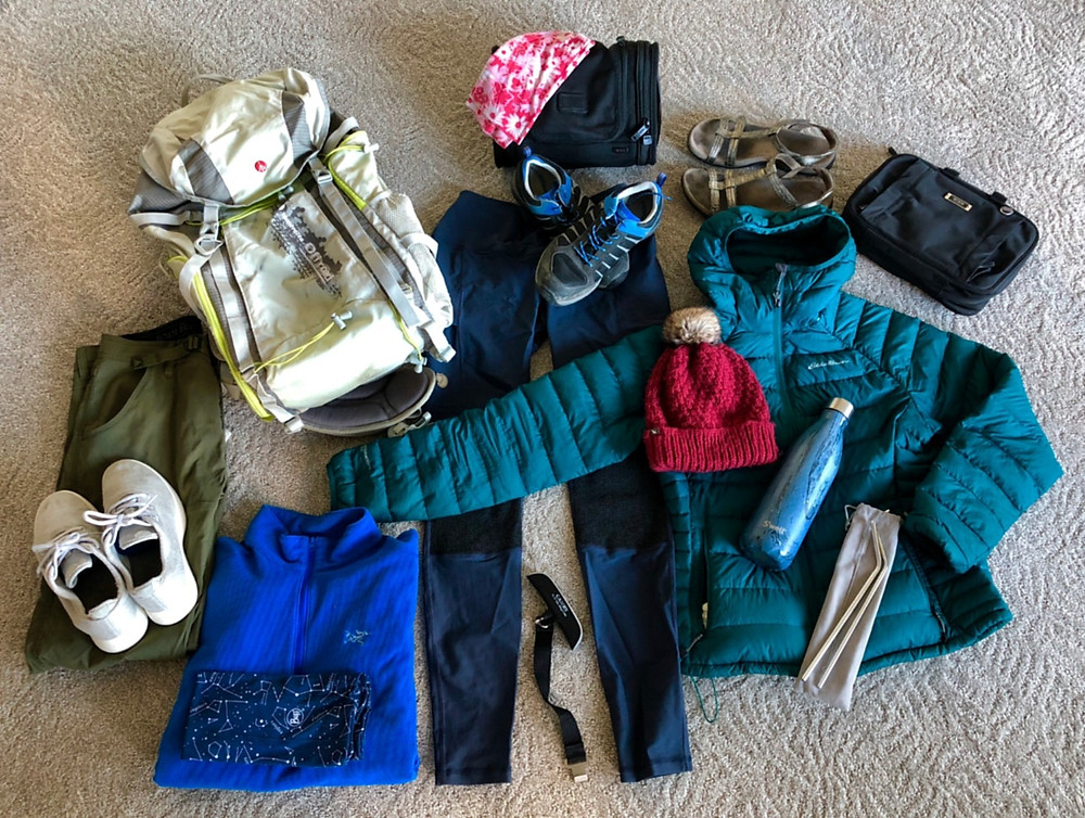 A sampling of our favorite/ most used gear this year.  www.paradoxtravels.com