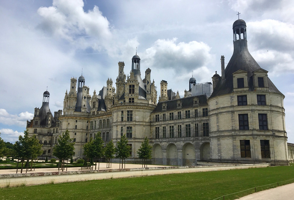 Chateau Chambord, Loire Valley  photo credit: Paradox Travel