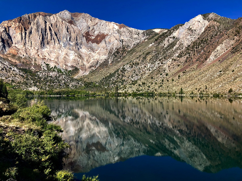 Convict Lake, Mammoth Lakes, California - Photo: Jen Stover, Paradox Travel    See complete road trip itinerary at www.paradoxtravels.com