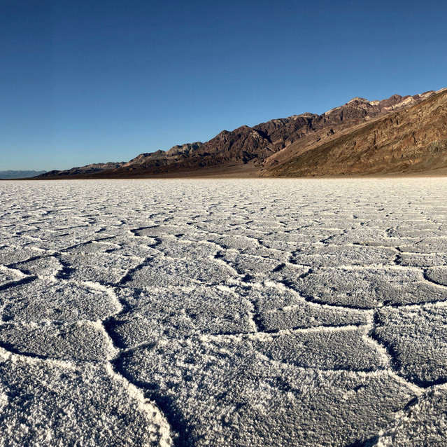 Badwater Basin - Salt Flats