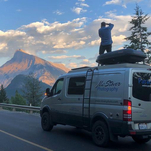 Banff/Lake Louise road trip