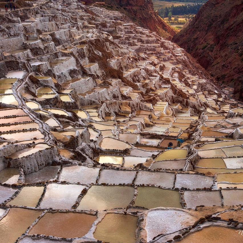 Mara Salt Mine, Peru