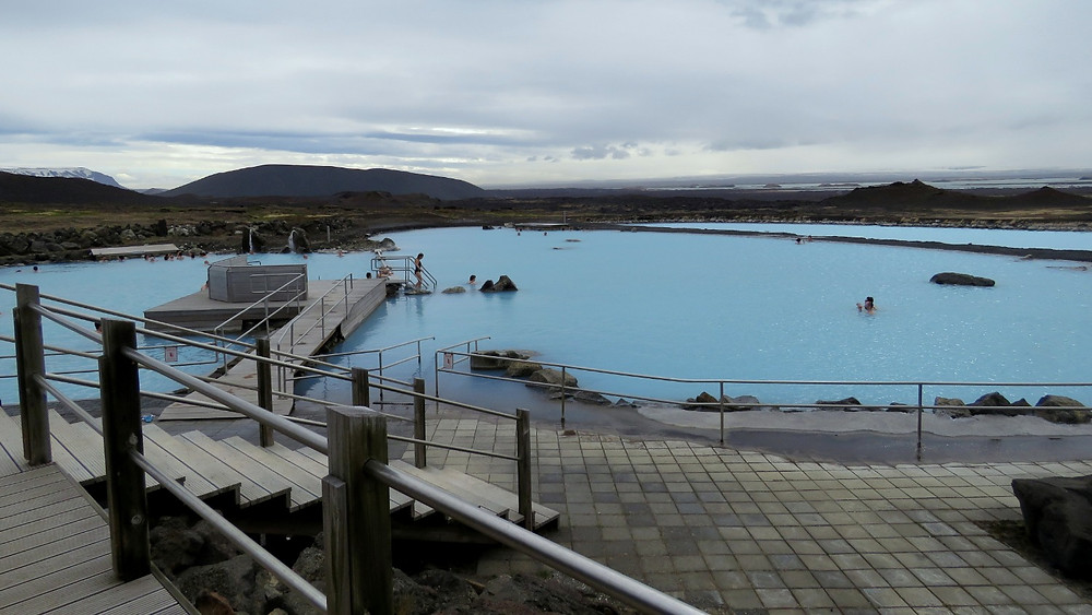 Mytvan Nature Baths, Iceland