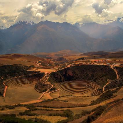 Moray, Peru