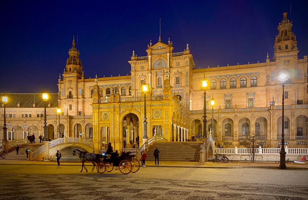 Las Setas de Seville - photo credit Jen Stover, Paradox Travels
