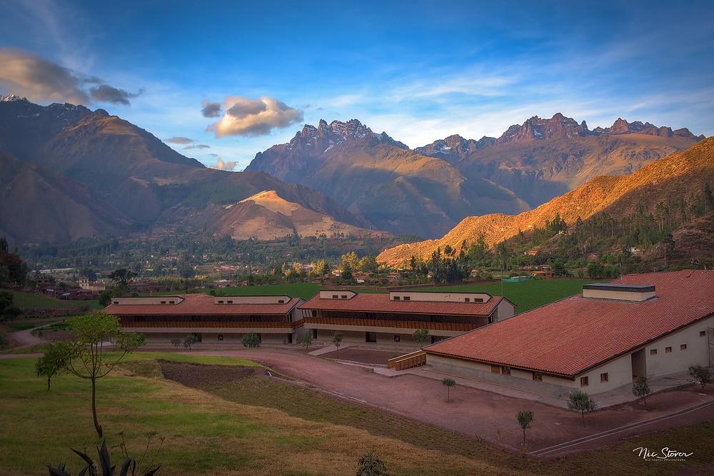 Explora Sacred Valley, Peru  - photo credit:www.paradoxtravels.com