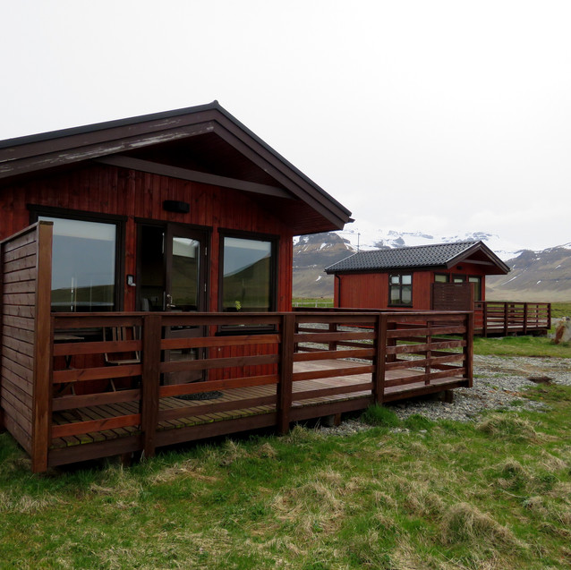 Berg Horse Farm - Iceland
