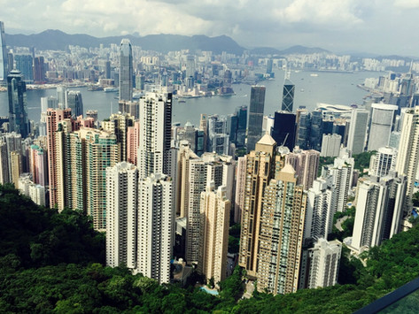 What to do in Hong Kong - a 3 day hybrid itinerary for active travelers