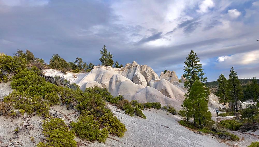 Pine Creek, Utah - see complete road trip itinerary at Paradox Travel   Photo: Jen Stover