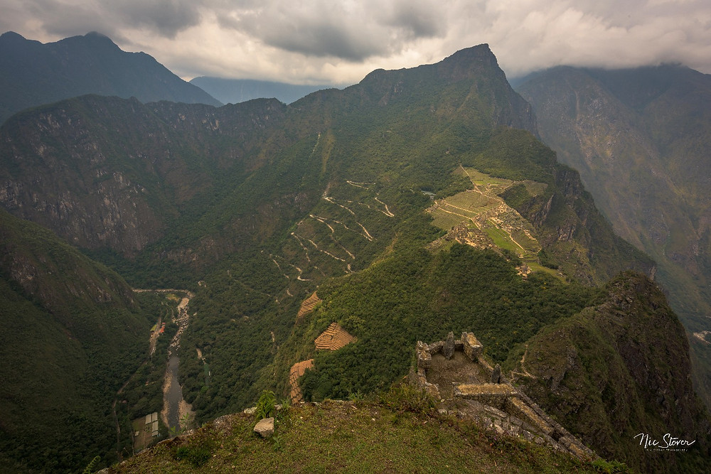 View from Huaynapicchu, Peru - photo credit: www.stoverphoto.com