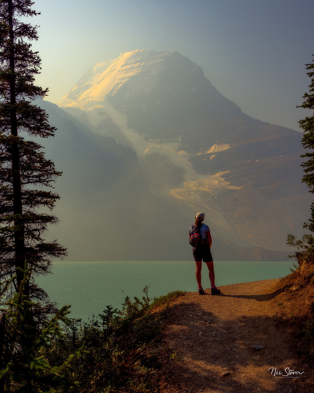 Berg Trail, Mt Robson Provnicial Park - photo credit: www.stoverphoto.com