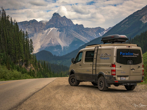 The Ultimate Camper Van Itinerary for the Canadian Rockies