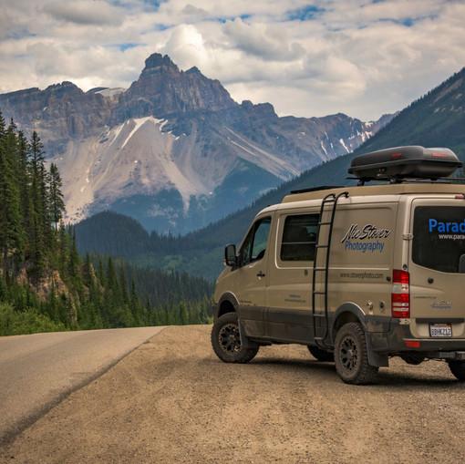 Jasper National Park Road trip