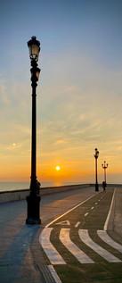 Avenida Campo del Sur, Cadiz Spain - See full Southern Spain road trip itinerary at Paradox Travels