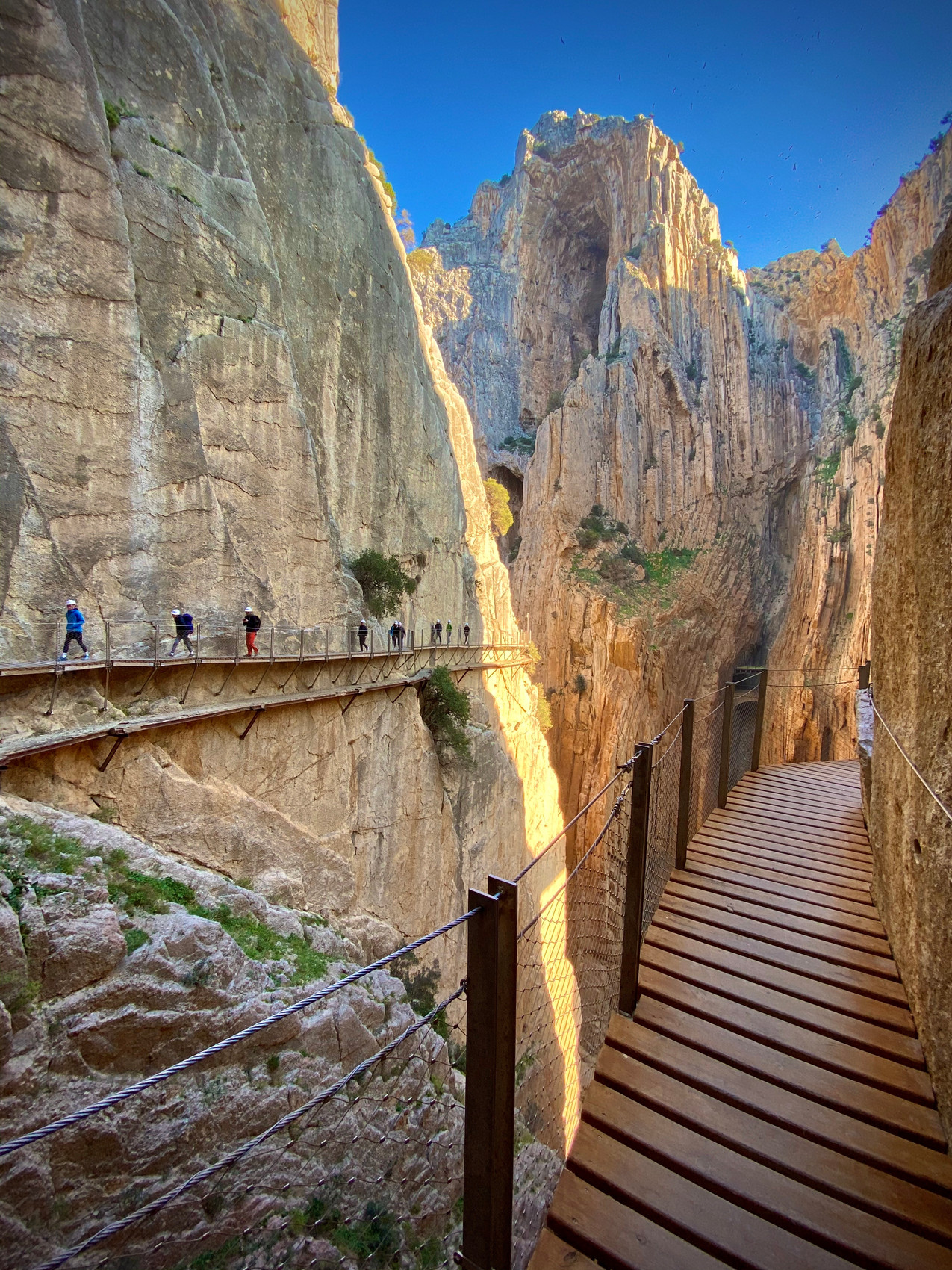 Caminito Del Rey, Malaga Spain - See our complete Southern Spain road trip itinerary at Paradox Travels.