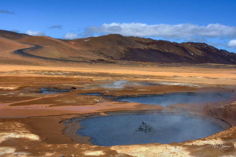 Hverir geotheraml area, Iceland  photo credit: Nic Stover