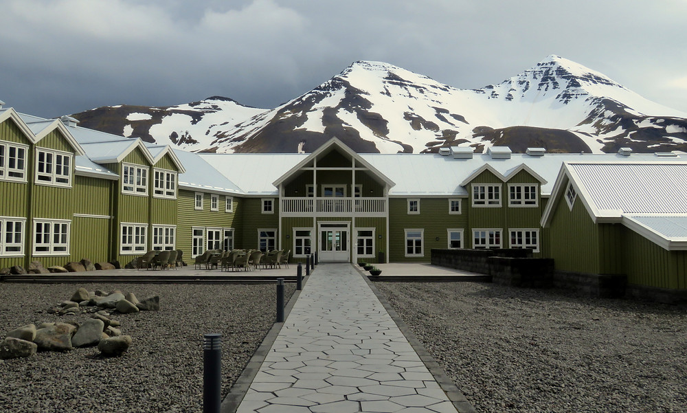 Hotel Siglo, Siglufjordur, Iceland