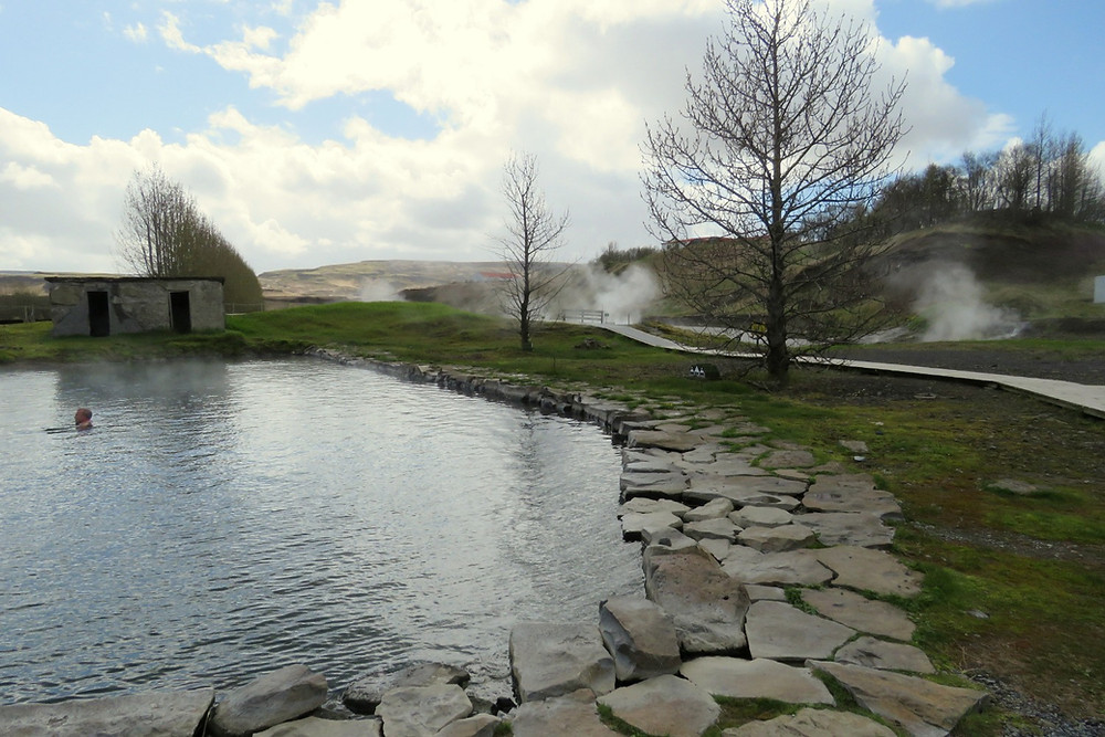 Gamla Laugin, Fludir, Iceland