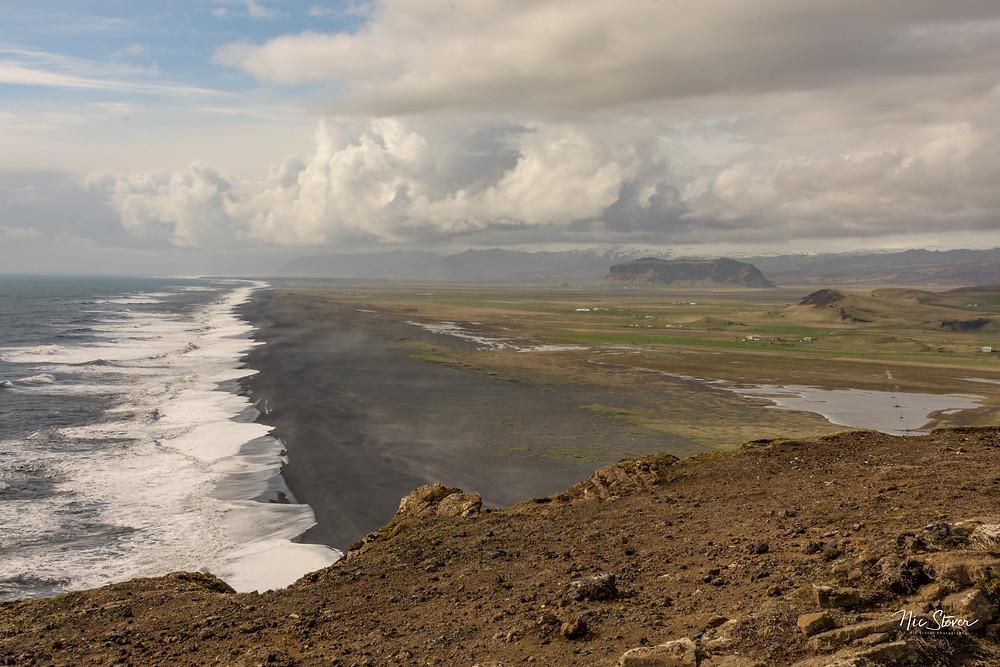 Dyrholaey, Iceland   Photo Credit: Nic Stover
