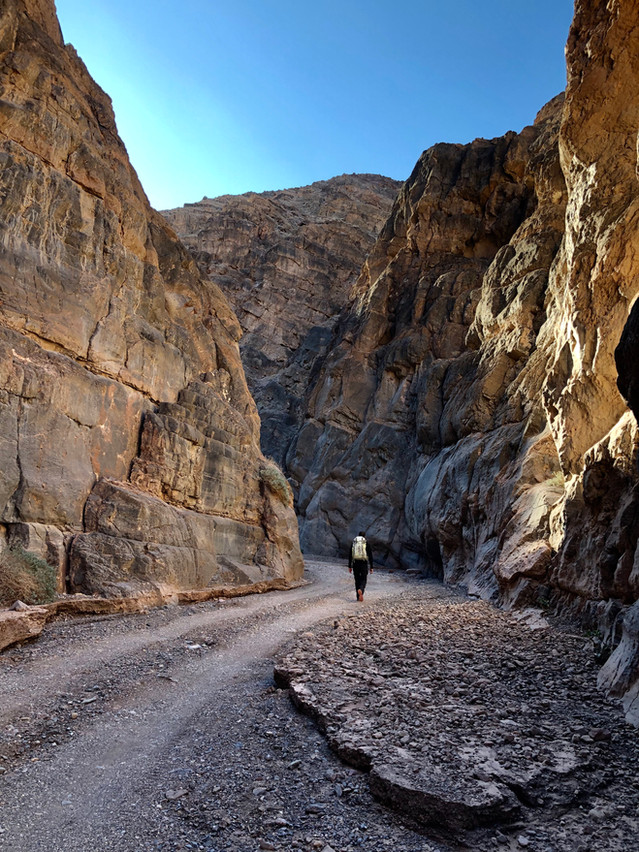 Titus Canyon - Death Valley, CA