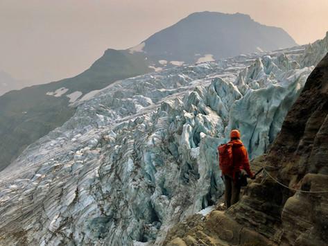 Heli-Hiking in British Columbia