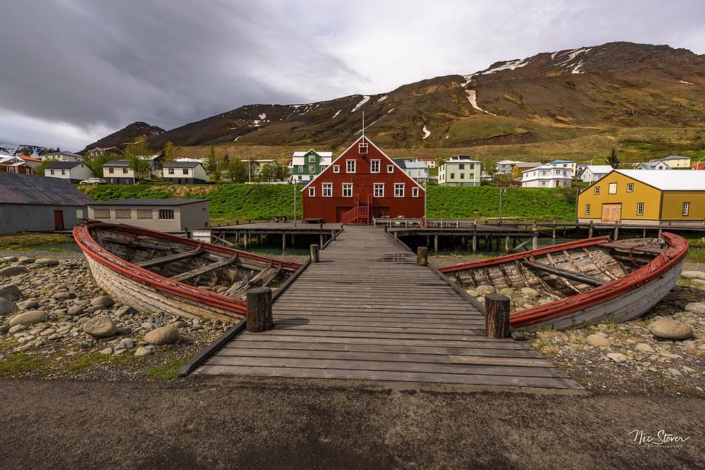 Siglufjordur, Iceland   photo credit: Nic Stover