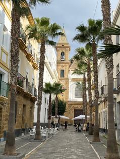 Cadiz, Spain - La Vina Barrio see full Southern Spain road trip itinerary at Paradox Travels