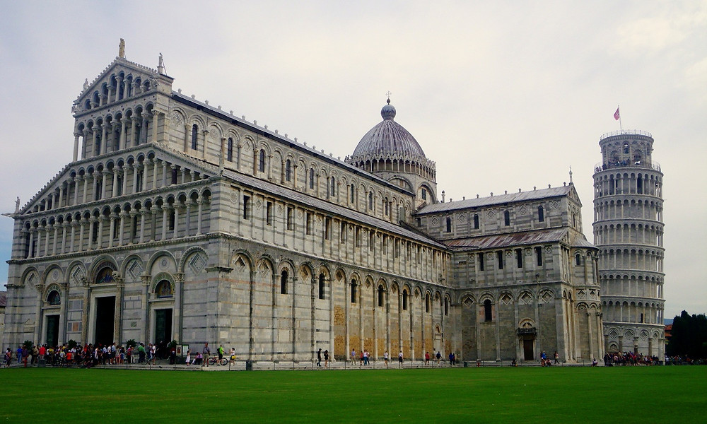 Pisa, Italy - a quick 3 hour stopover