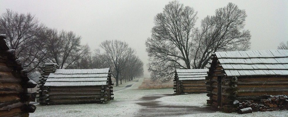The Jeptha Abbott Chapter NSDA supports historical sites like Valley Forge National Historical Park.
