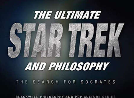 New Release: The Ultimate Star Trek and Philosophy