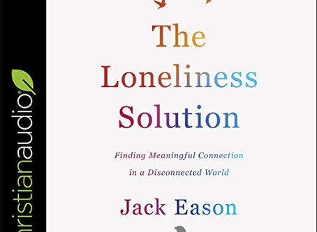 NEW RELEASE: The Loneliness Solution