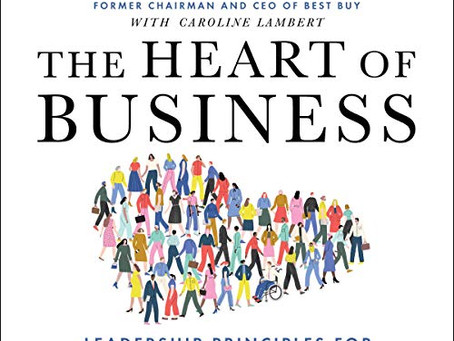 New Release: The Heart of Business